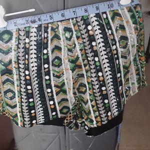 🔥♨️Sequin  Shorts 🔥 Half off sale